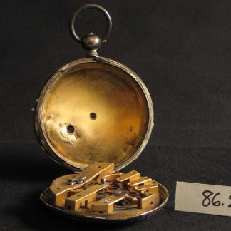 bullet struck pocket watch of sgt john o foering 86 20 3 5